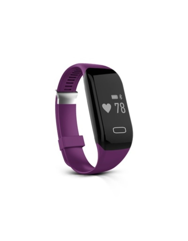 Activity Tracker with heart rate - heart rate monitor - Bluetooth 4.0