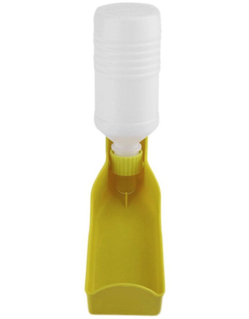 Dieren waterbak - handige en draagbare drinkbak voor 500 ml