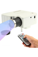 Compact laser projector