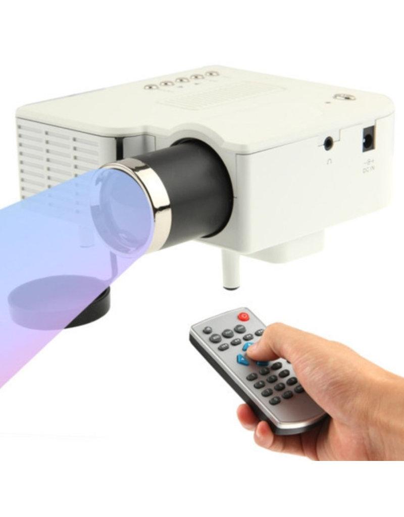 Compacte laser projector
