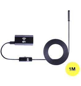 Wifi endoscoop - met kabel van 1, 2 of 5 m