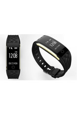 Activity tracker with special strap