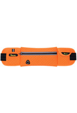 Running belt with compartments - hip bag for sports