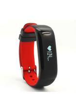 Activity Tracker mit Pulsmesser und Schrittzähler