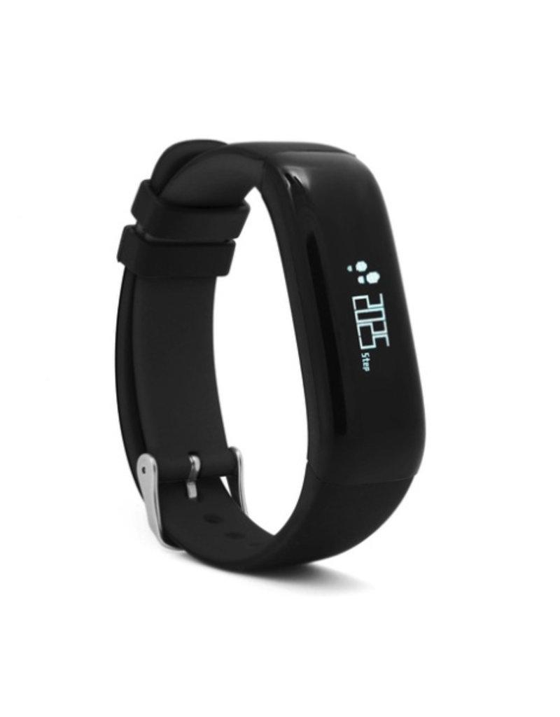 Tracker Activité avec moniteur de fréquence cardiaque et pédomètre