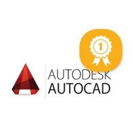 AutoDesk AutoDesk AutoCAD Examen