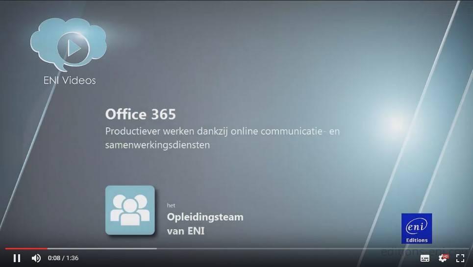 Klik & Weet Microsoft Office 365 Video's