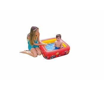 Intex Opblaasbaar Speelzwembad Cars (1-3 Jaar)