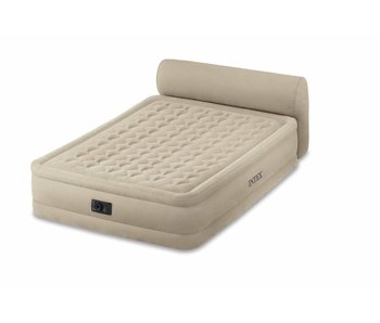 Intex Luchtbed Queen Ultra Plush Luxe Tweepersoons Bed Met Hoofdbord