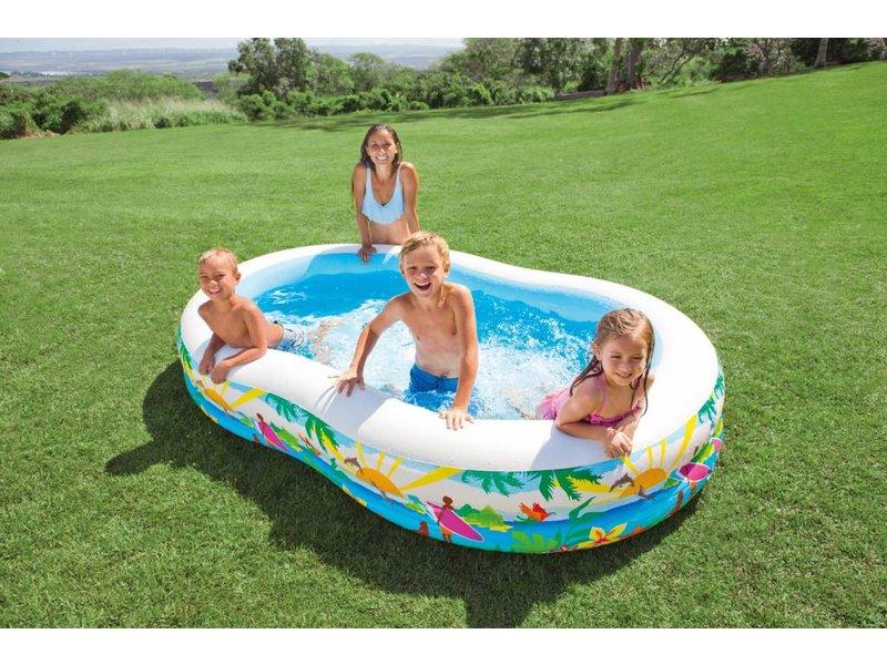 Intex Opblaasbaar Zwembad Paradijs (3+ jaar)