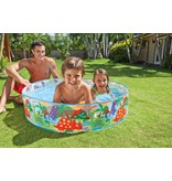 Intex Opzetzwembad Met Dierenprints Klein
