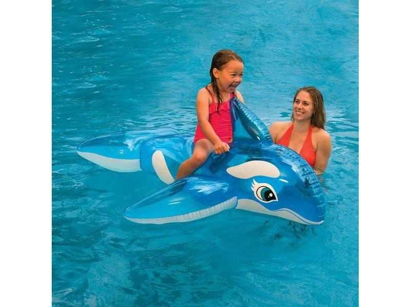 Intex Opblaasbaar Walvis