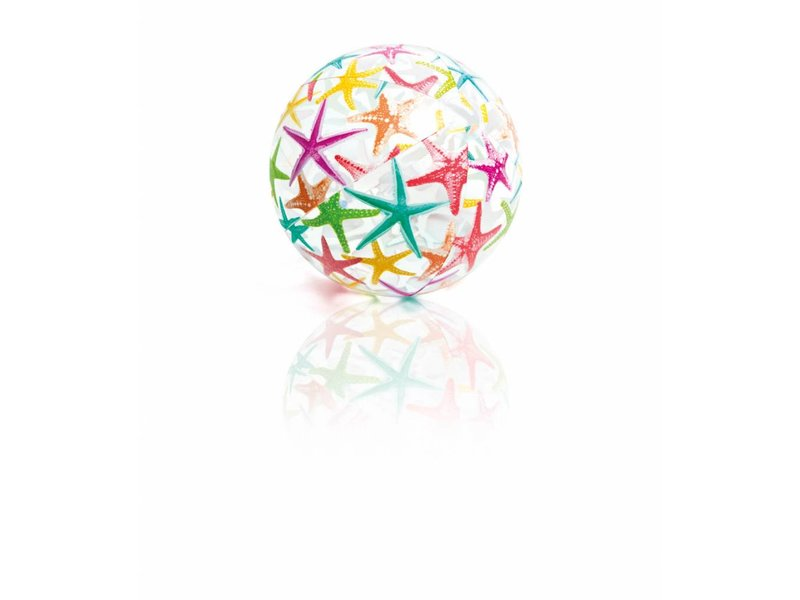 Intex Strandbal Design Set van Drie 51 cm