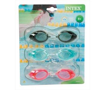 Intex Duikbril Sport (Set van 3 - 8+ jaar)