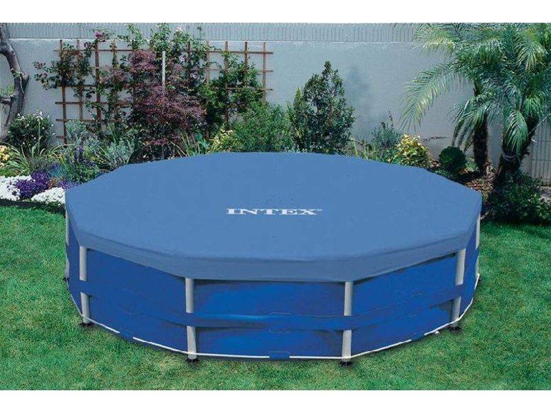 Intex Zwembad Afdekzeil Frame 457 cm