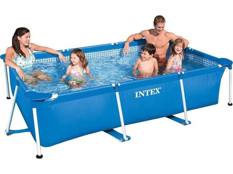 Intex Zwembad Rectangualar Frame 300 x 200 x 75 cm