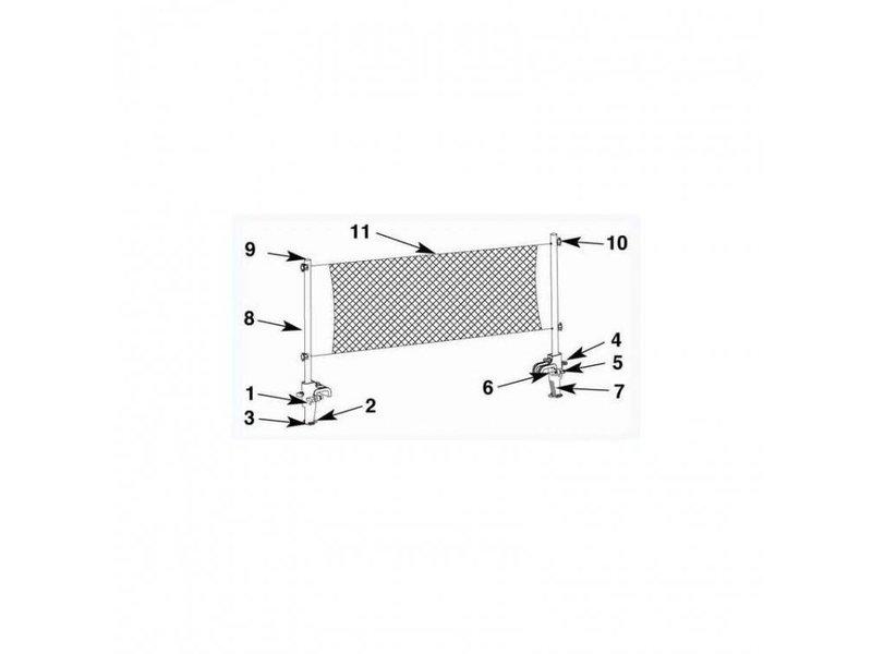 Intex Zwembad Rectangualar Ultra Frame 549 x 274 x 132 cm