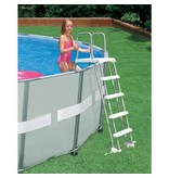 Intex Zwembadtrap Met Afneembare Treden 132 cm