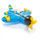 Intex Opblaasbaar Drijf Vliegtuig Met Waterpistool (3+ Jaar)