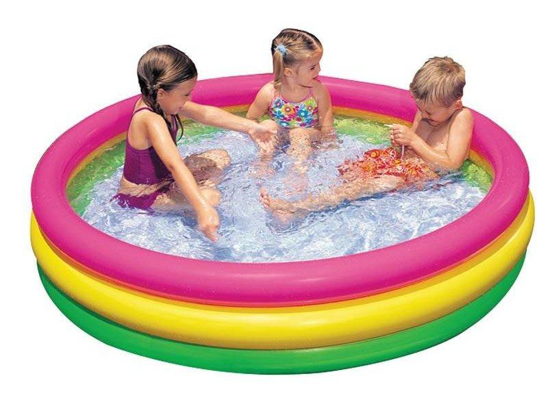 Intex Opblaasbaar Speelzwembad Klein (3+ Jaar)