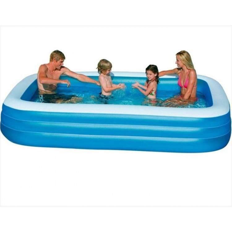 opblaasbaar zwembad 39 familie zwembad groot 39