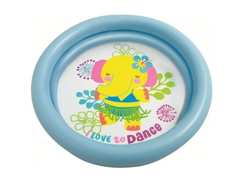 Intex Opblaasbaar Babyzwembad Design