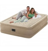 Intex Luchtbed Queen Ultra Plush Luxe Tweepersoons Bed