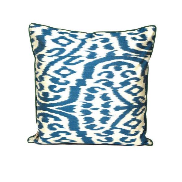 ROUGH RUGS Island Iguana Pillow