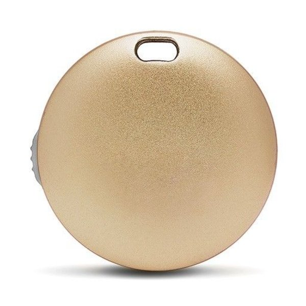 HBUTLER Orbit Keyfinder in Goud
