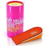 Hello! Invisible Heels - Classic 4 Cm