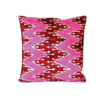 ROUGH RUGS Pink Piranha