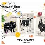 SUCK UK Tea Towel Pig
