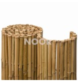Noor Bambusmatte Deluxe Sichtschutzmatte, Ø 24 mm