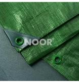 Noor Gewebe-Abdeckplane Profi, 140 g/m², grün, in verschiedenen Größen