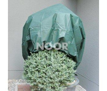 Noor Wintervlies, 34 g/m², grün
