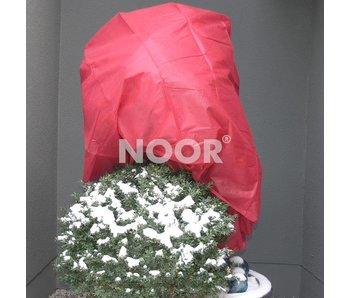 Noor Wintervlies, 34 g/m², rot