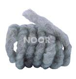 Noor Wollkordel aus Schafwolle, 3 m, in zwei Farben