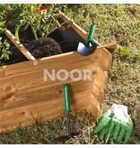 Noor Hochbeet XL Minigemüsegarten, 120 x 120 x 40 cm