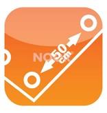 Noor Gewebe-Abdeckplane Hobby, 120 g/m², grün, verschiedene Größen