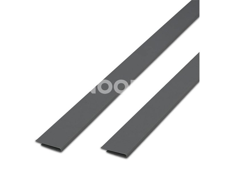 Noor Abdeckprofil für PVC Sichtschutzmatten, verschiedene Farben