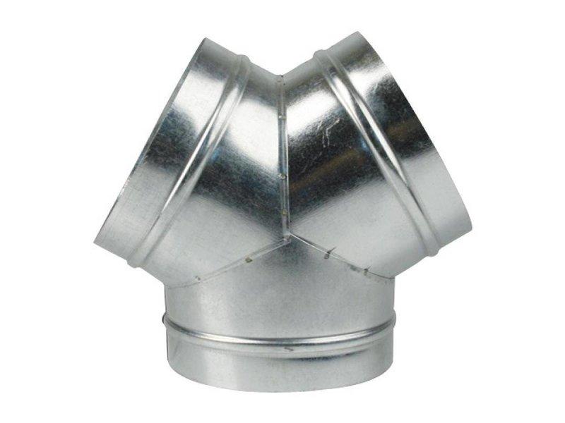 Y-Stücke Metall, verschiedene Größen