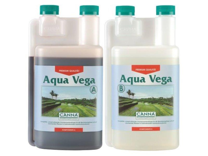 Canna Aqua Vega, Dünger Set, ab 2 x 1 L