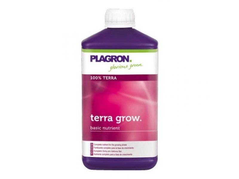 Plagron Terra Grow Wuchsdünger (Erde), ab 1 L