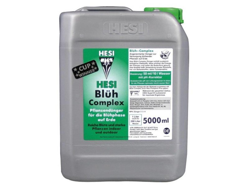 Hesi Blüh Complex Blütedünger (Erde), ab 1 L