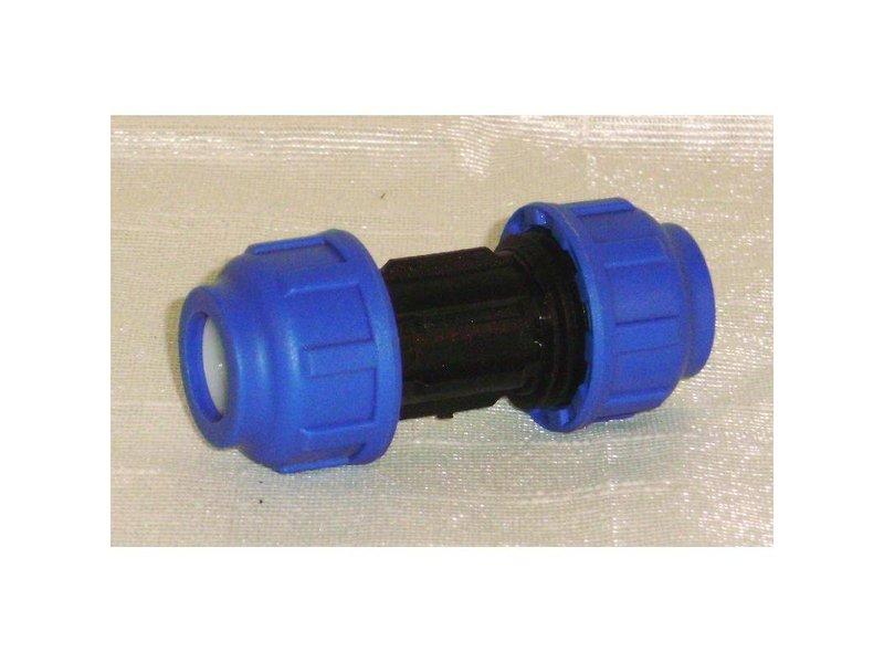 GiB PE Kupplung Schraubverbinder, verschiedene Durchmesser