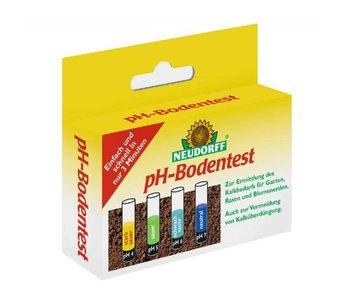 Neudorff pH Bodentest