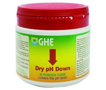 GHE pH Down Pulver, ab 25 g