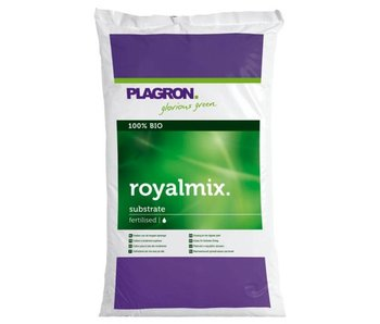 Plagron Royal Mix Erde, Perlite, 50 L