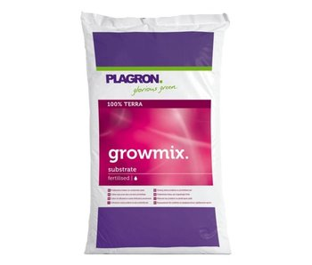 Plagron Grow Mix , Perlite, 50 L, Erde