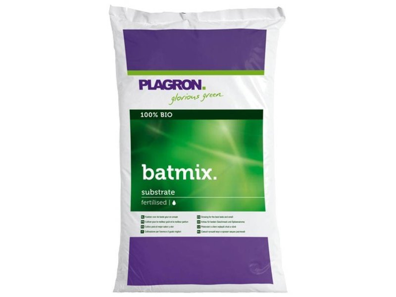 Plagron Bat Mix, 50 L, Erde
